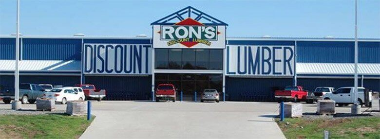 About Ron's Discount Lumber