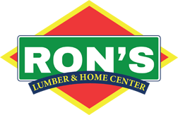 Ron's Lumber & Home Center Logo