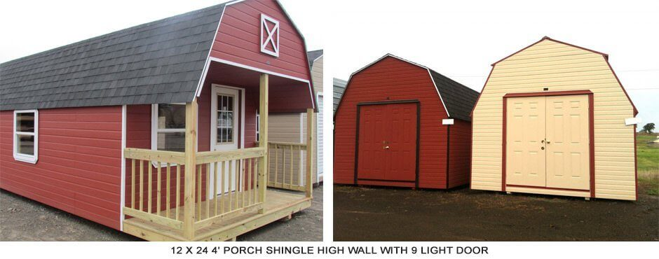Portable Building Sales